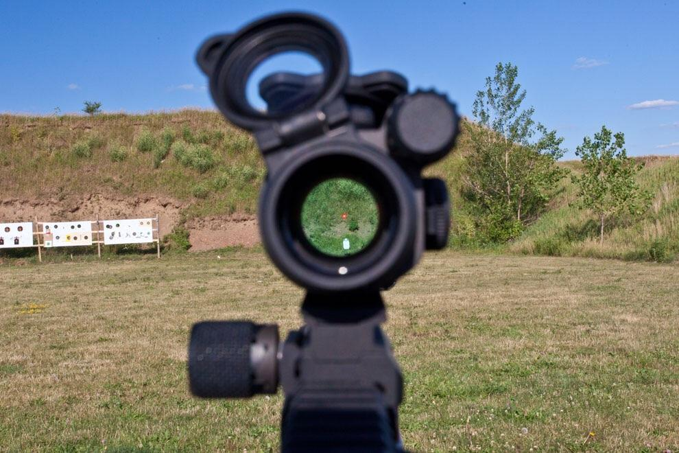 Aimpoint PRO Look Through Lens