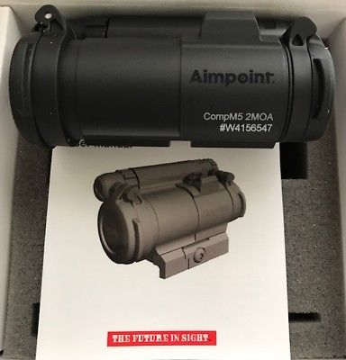 Aimpoint Comp M5 packaging