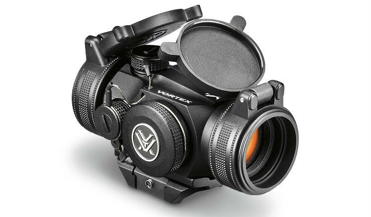 Vortex Optics Sparc II right side